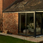 Aluminium conservatory doors, Witney