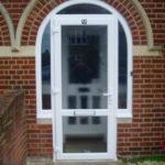 Basic uPVC door, Wallingford