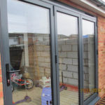 Bifold door fitting, North Oxford