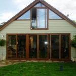 Brown patio doors, Didcot