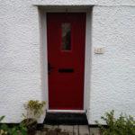 Classic composite door, Garsington