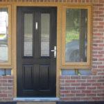 Front composite door, Bicester