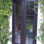 Exterior patio doors, Oxford