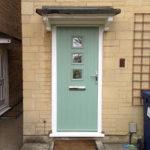 Front composite door, Oxfordshire