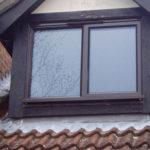 Loft casement window, East Oxford