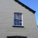 Loft sash window, Oxfordshire