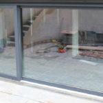 Finished patio doors, Carterton