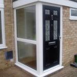 Porch composite door, North Oxford