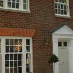 Sash windows, Watlington