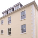 Sash windows, Witney