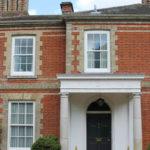 Sash windows, North Oxford