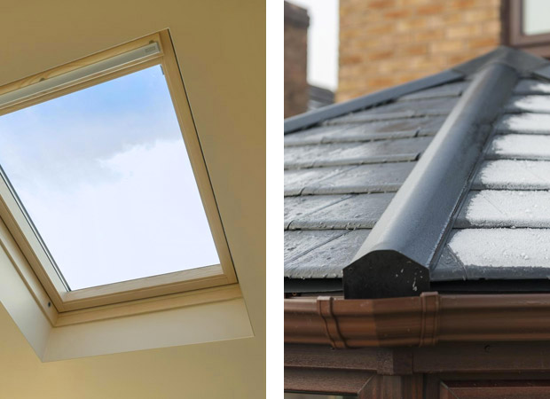 Tiled conservatory roofs Oxford