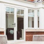 Timber alternative conservatory windows, Oxford