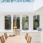 Timber alternative orangery windows, Thame