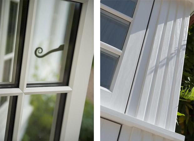 Timber alternative windows Oxford