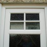 Toilet casement window, Wallingford