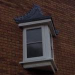 Unusual casement window, Chipping Norton