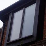 Upstairs casement window, Didcot