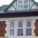 Front sash windows, Abingdon