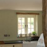 Wooden interior windows, Oxford
