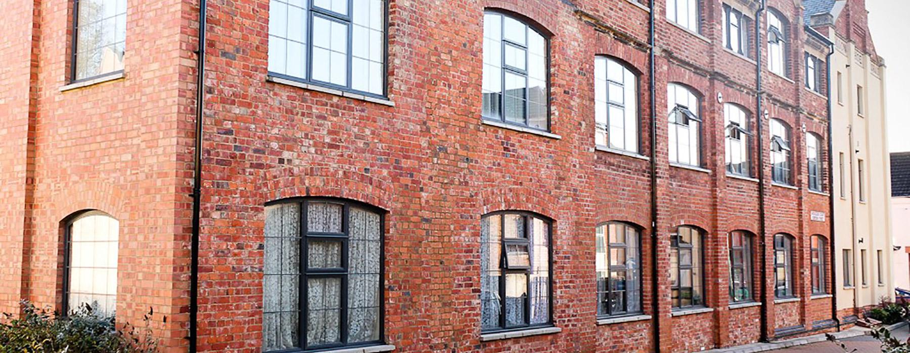 Oxfordshire aluminium windows
