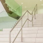 Commerical glass balustrade, Oxfordshire