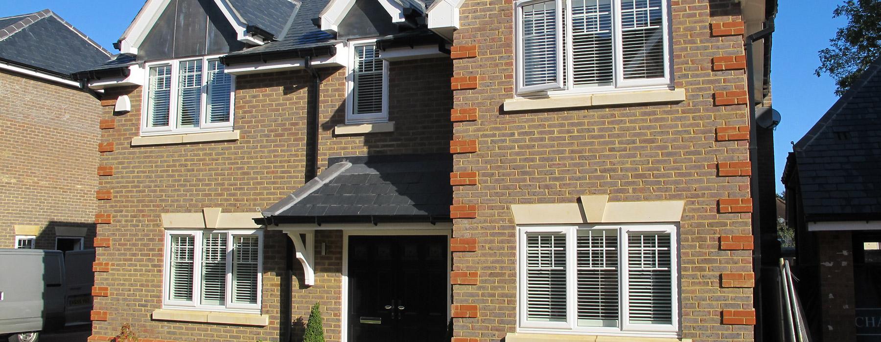 Oxfordshire casement windows