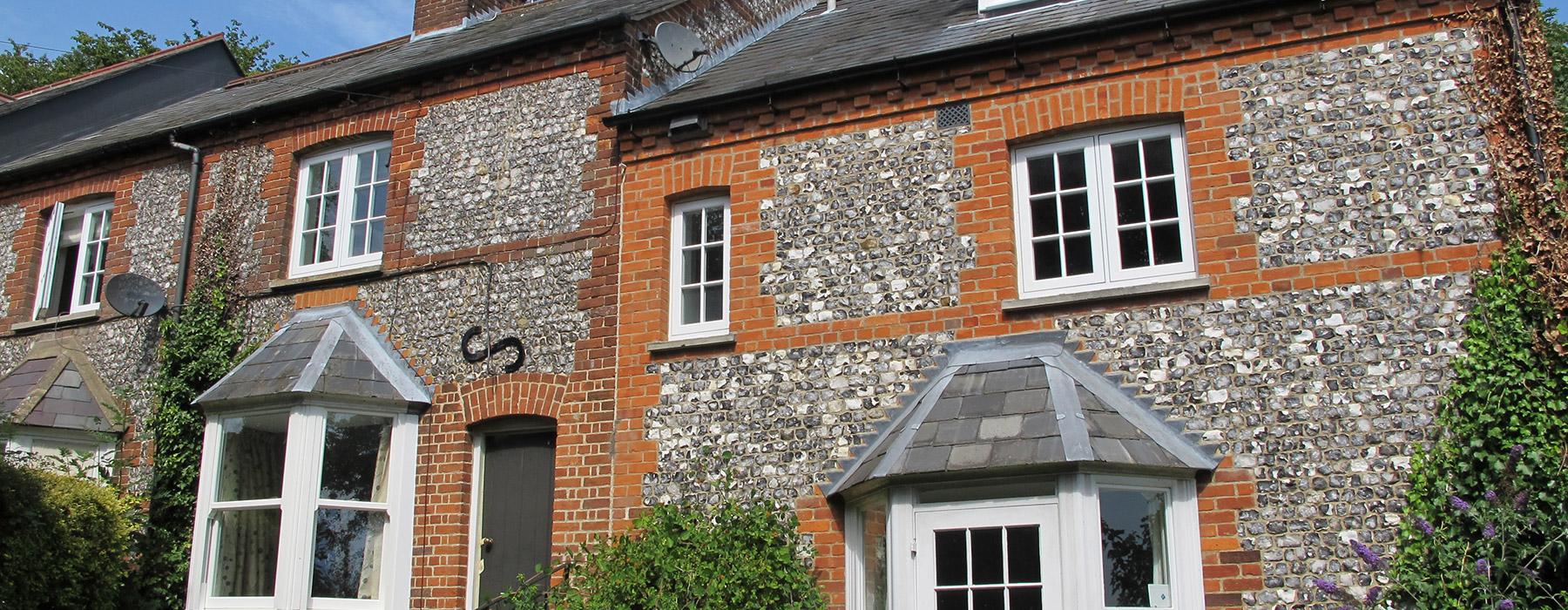 Oxfordshire wooden windows
