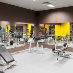 Gym mirrors, Oxford