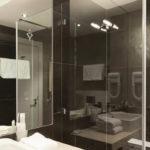 Bathroom showerscreen, Witney