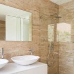 Bathroom showerscreen, Abingdon