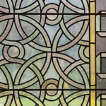 Celtic stained glass, Aylesbury