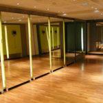 Studio mirror, Oxfordshire