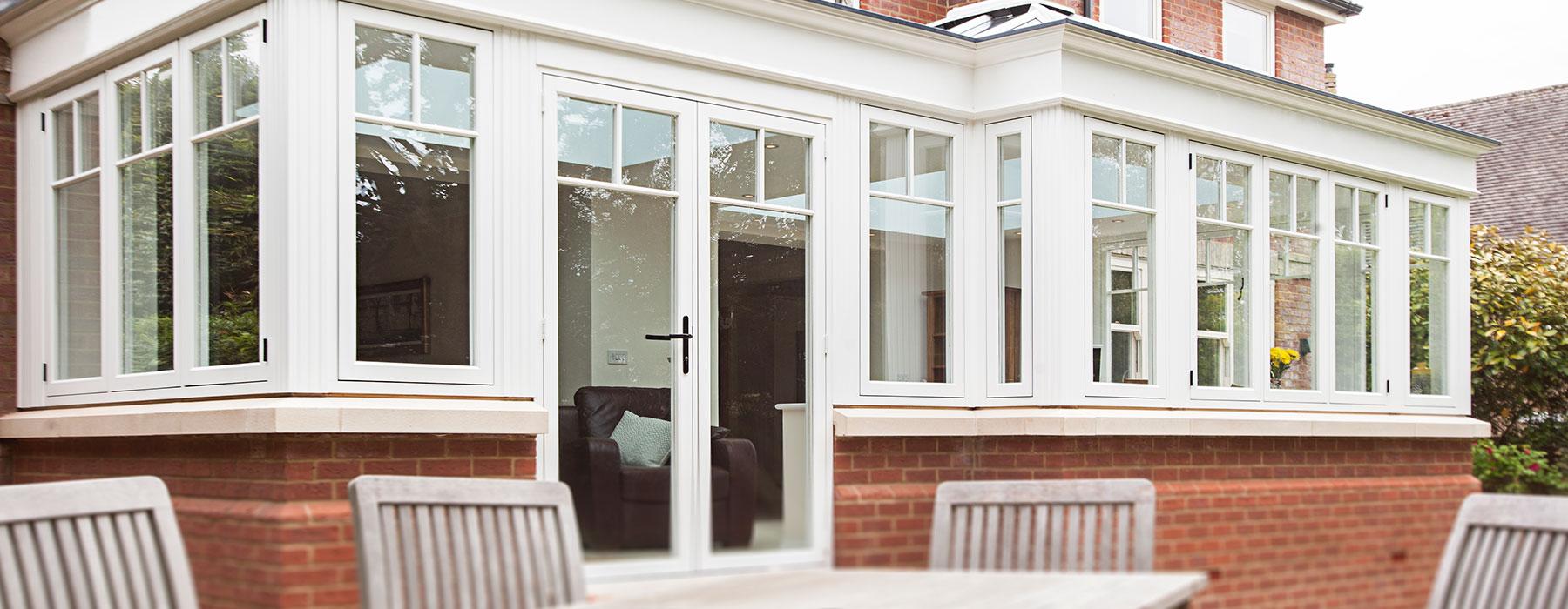 Oxfordshire R9 windows
